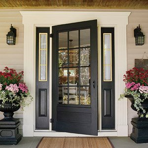 Regardless Of The Color Of Your Door, The Front Door Is The Entry Point  Where Energy, Abundance And Opportunities May Find Us. That Is A Big  Responsibility ...